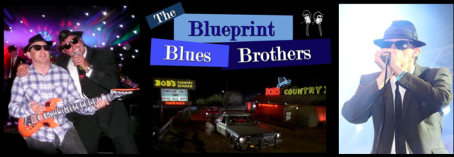 Blueprint Blues Brothers