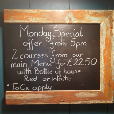 Monday Special