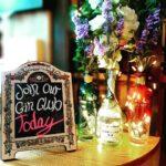 Owl At Lichfield Gin Club